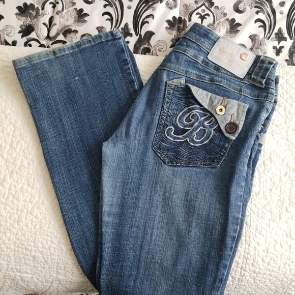 Apple Bottom boot cut jeans. M_5ae77f5e2c705d4aabaaae28